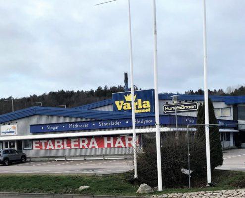 Borgås Gårdsväg, Varla, Kungsbacka